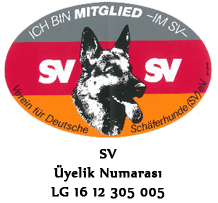 Riva Kennel SV Uyelik